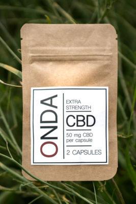 CBD Capsules ONDA Wellness