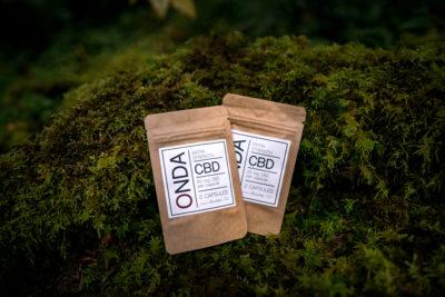 ONDA CBD Capsules Package