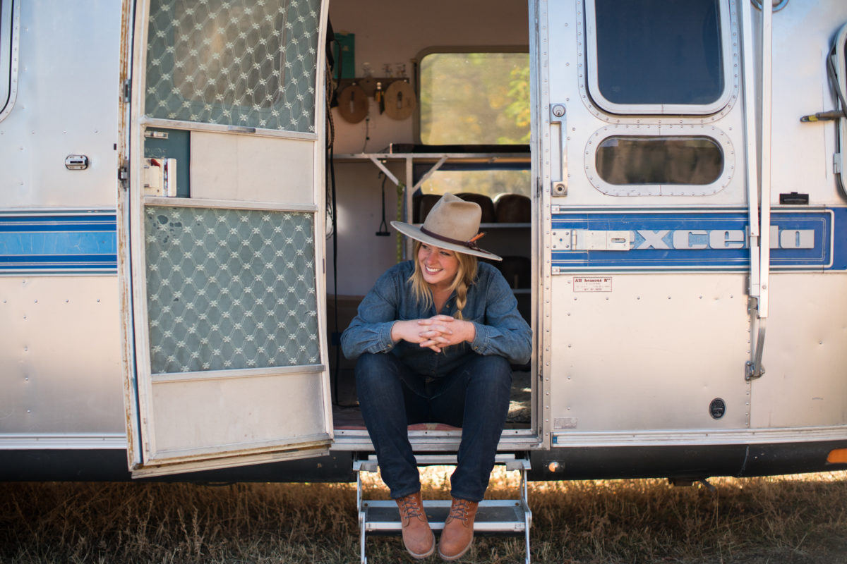 Cate Havstad Oregon Hat Maker Farmer