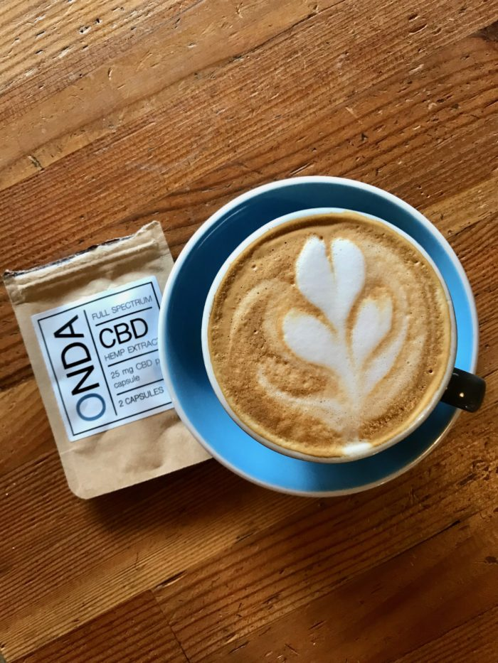 CBD Superfood CBD Bulletproof Coffee ONDA Wellness