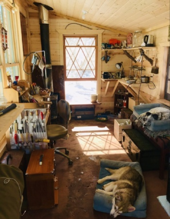 Off Grid Cottage Northern California Jessica Ilalaole