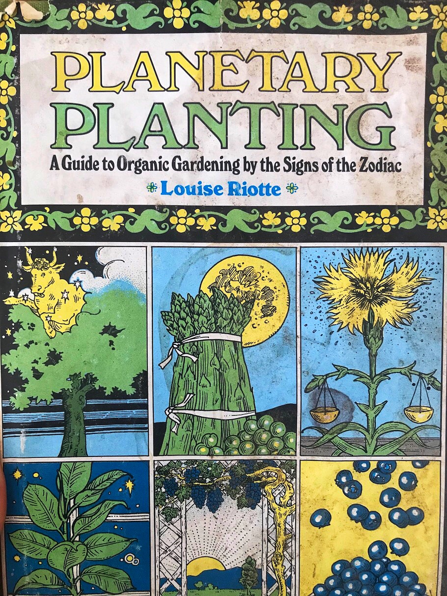 Biodynamic Agriculture Planetary Planting