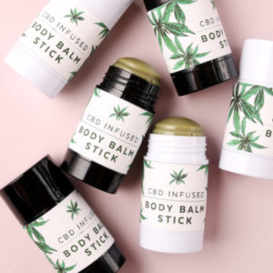 CBD Body Balm Stick ONDA Wellness CBD