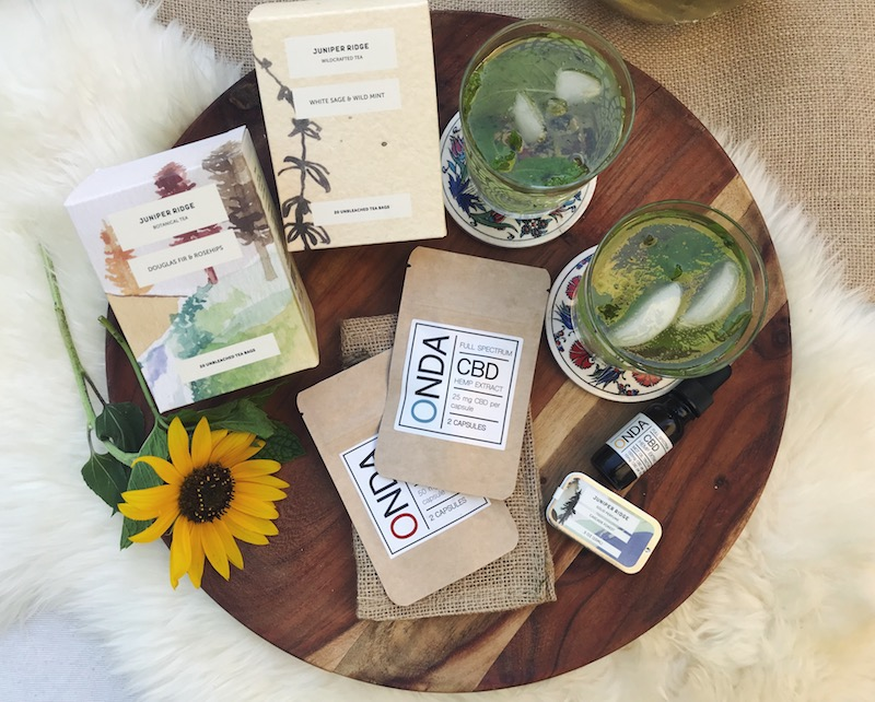 Juniper Ridge and ONDA Wellness Products